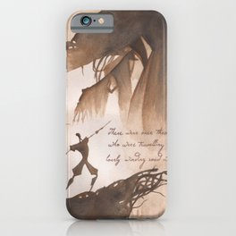 The Tale of Three Brothers iPhone Case
