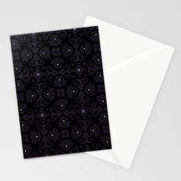 Pisces Pissed - Plum - Fall 2018 Stationery Cards