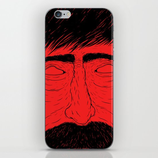 Close up iPhone & iPod Skin