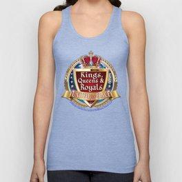 Kings, Queens & Royals United Unisex Tank Top
