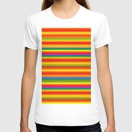 Colour Line Stripes 549 T-shirt