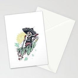 livin la vida loca Stationery Cards