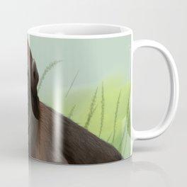 Gorilla in the Jungle Coffee Mug