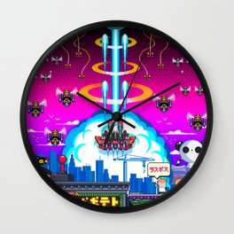 FINAL BOSS - Variant version Wall Clock