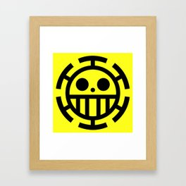 Trafalgar Law Framed Art Print