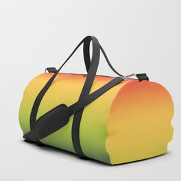 Abstract Colorful Tropical Blurred Gradient Duffle Bag