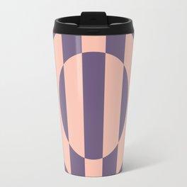 Eye Illusion Travel Mug