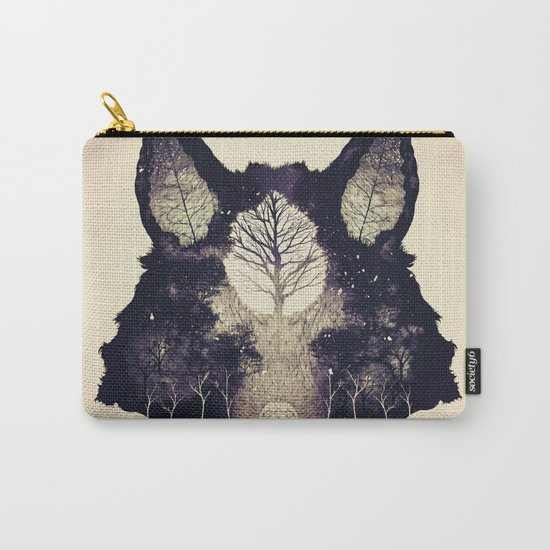 Forest Whisper (alt.) Carry-All Pouch