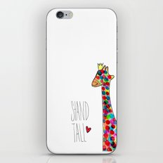 .giraffe. iPhone & iPod Skin