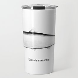 Engraulis encrasicolus Travel Mug