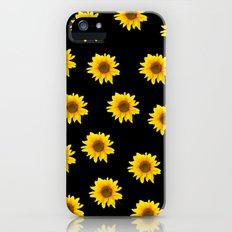 Sunflowers Slim Case iPhone (5, 5s)