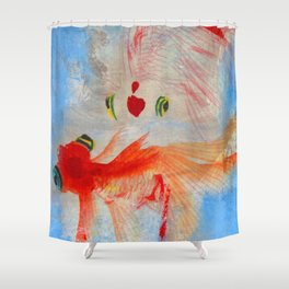 Dance #Society6 #decor #buyart Shower Curtain