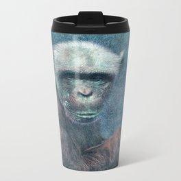 Blue Monkey Travel Mug