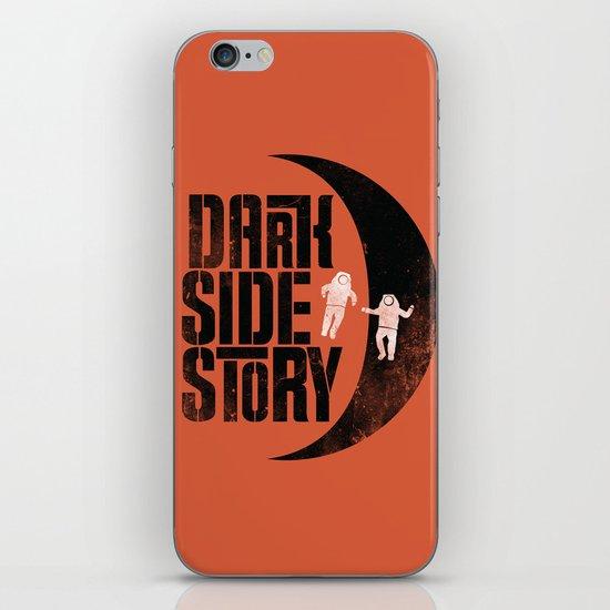 Dark Side Story iPhone & iPod Skin