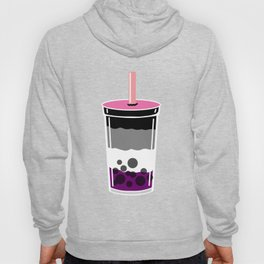 Asexual Bubble Tea Asexual Gift Hoody