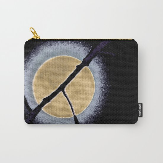 Peace in the Sky Carry-All Pouch