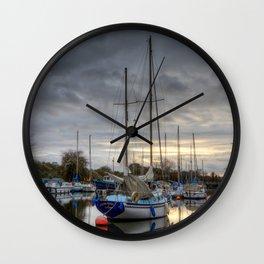Harbour Light Wall Clock