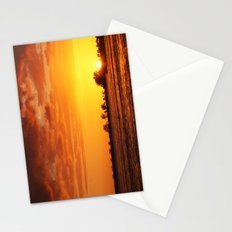 The day I lost my best friend  Stationery Cards