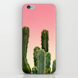 Nature Cactus 2 iPhone Skin
