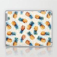 Pineapples + Crystals  Laptop & iPad Skin