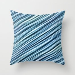 Abstract colored stripes background 5 Throw Pillow