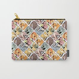 Eeveelution Mosaic Carry-All Pouch