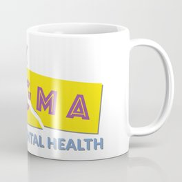Break stigma around mental health Coffee Mug