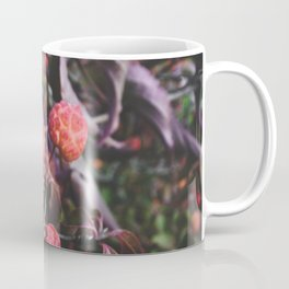 Bright Berries I - Macro Nature Photography Coffee Mug