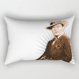 Kirk G Rectangular Pillow