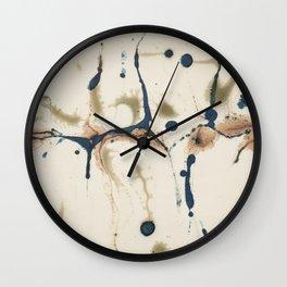 Marble 2 Wall Clock