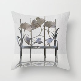 Place of rest Throw Pillow