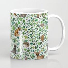 Woodland Animal Friends Coffee Mug