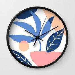 Noon Wall Clock
