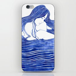 Nereid XXI iPhone Skin