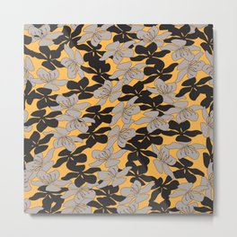 Petite Floral Collection Metal Print