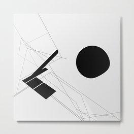 RIM BROKE Metal Print