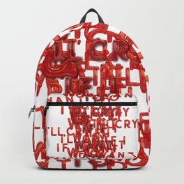 It's my Party - 2 Backpack