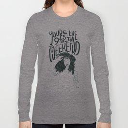 SZA Long Sleeve T-shirt