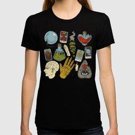 Fortune Teller Starter Pack Color T-shirt