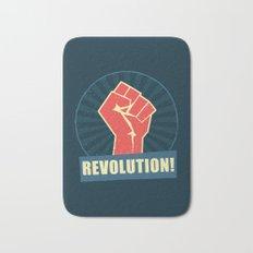 Revolution! Bath Mat