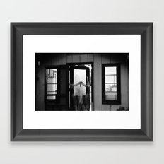 Double Vision I Framed Art Print