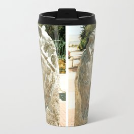 Father by Shimon Drory Travel Mug