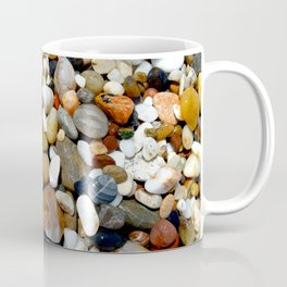 Stones at Potami Beach (Samos Island, Greece) - Desgin 2 Coffee Mug