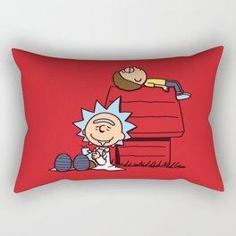 Science Nuts Rectangular Pillow