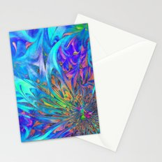 Petal Fall Stationery Cards