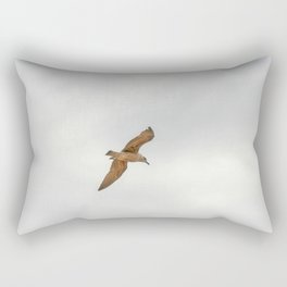 Seagull bird flying Rectangular Pillow