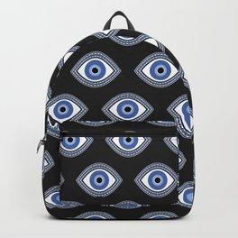 Greek Blue Eye Backpack