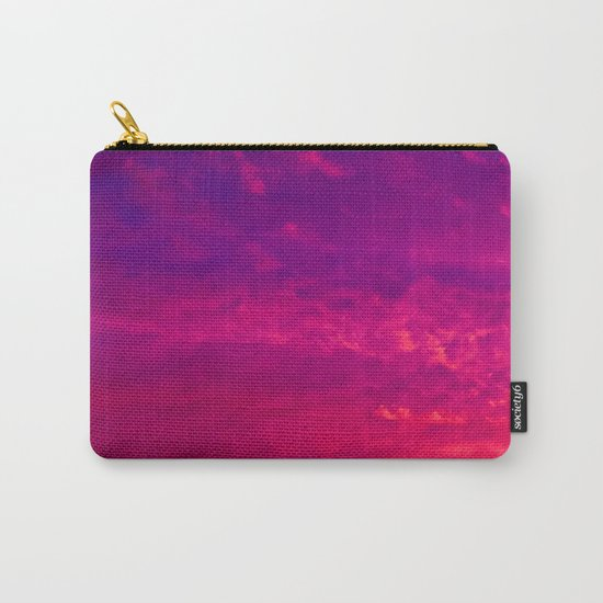 Fiery Sky Carry-All Pouch