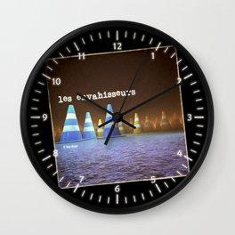 Gang de Cônes - Les Envahisseurs Wall Clock