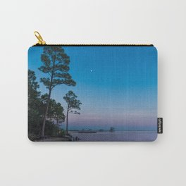 Ocean Springs Sunset Carry-All Pouch